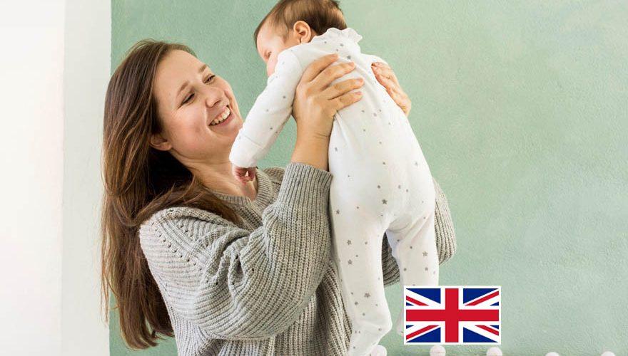 Kurs Angielskiego dla mam dzieci do 2 roku życia - szkoła językowa rybnik
