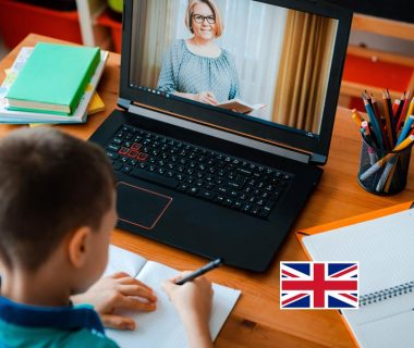 Lekcje języka angielskiego online